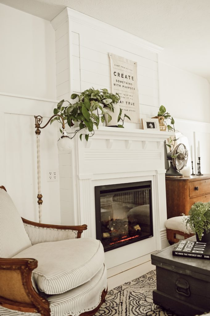 20 Ways To Build Your Own Mantel Salvage Sister And Mister